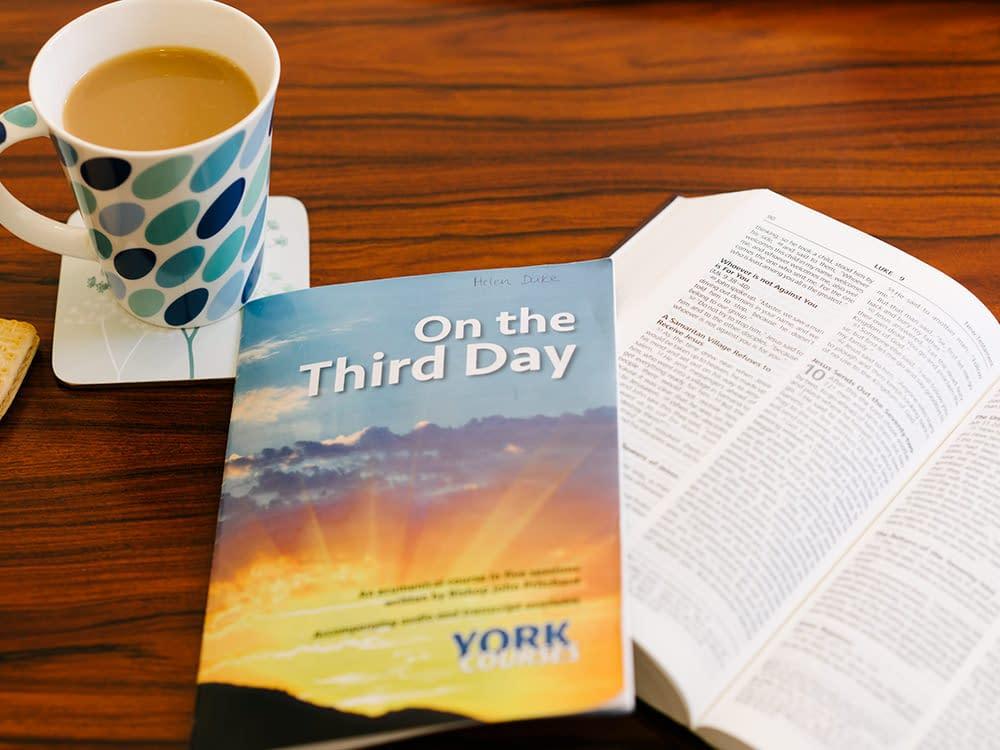 Bible Study at St Mark's Church