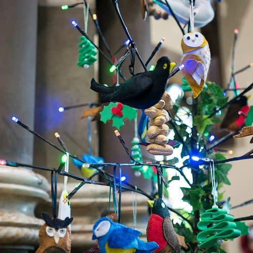Christmas Tree Festival at St Mark's Church
