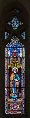 St Mark Stained glass