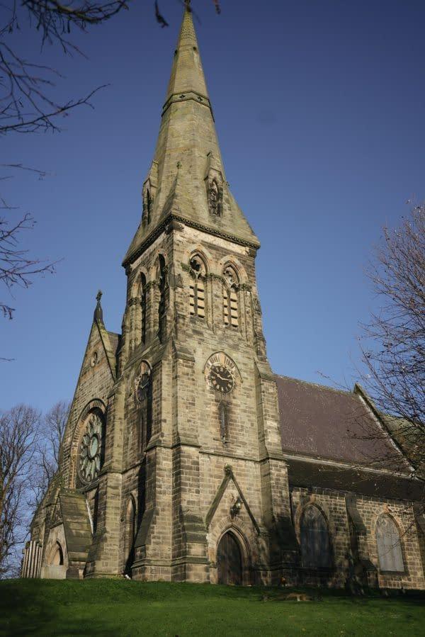 St Mark's Church Building