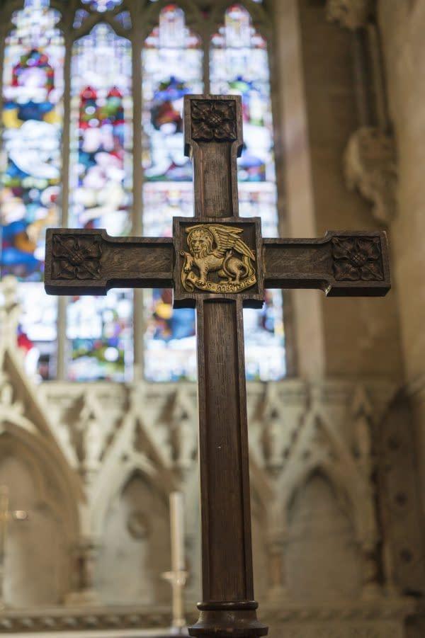 St Mark's Processional Cross