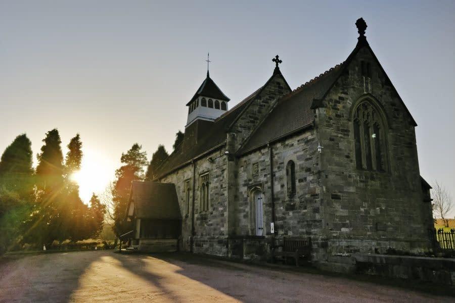 St Wystan's Church, Bretby