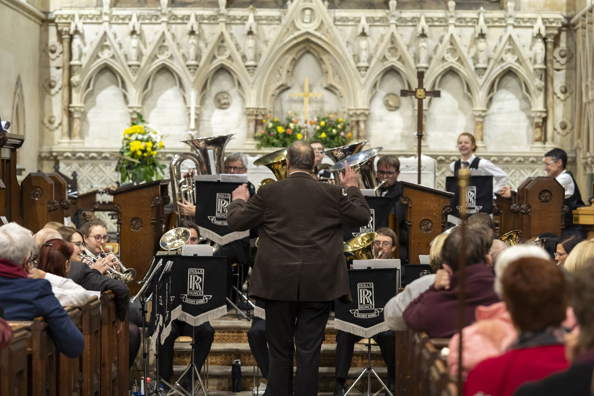 Rolls Royce Brass Band Concert 2019