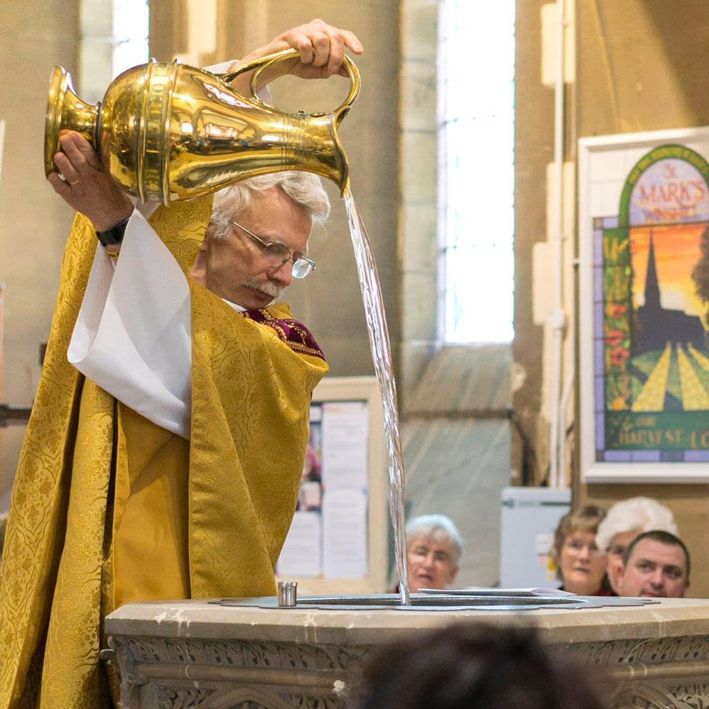 Baptisms at St Mark's Church